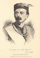 Miroslav Tyrš, retrato de Jan Vilímek, foto: public domain