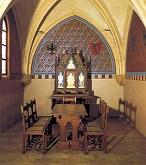 Cámara especial en la catedral de San Vito