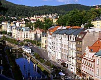 Karlovy Vary, photo: CzechTourism