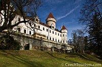 Konopiště, photo: CzechTourism