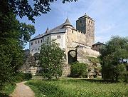 Le château fort de Kost