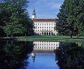 Le château de Kromeriz, photo: CzechTourism