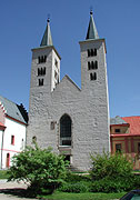 Milevsko monastery, photo: CzechTourism