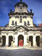 Zisterzienserkloster in Osek (Foto: CzechTourism)