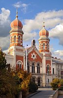 Synagogue in Plzeň, photo: CzechTourism