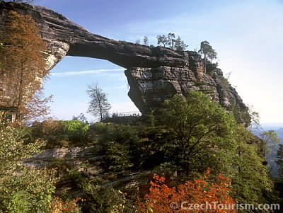 Pravčice Arch, photo: CzechTourism