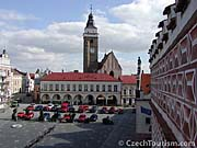 Slavonice, photo: CzechTourism