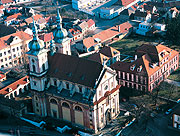 Chrm Nanebevzet Panny Marie, foto: www.czechtourism.cz