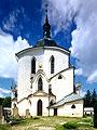 L'église Saint-Jean-Népomucène de Žďár nad Sázavou, photo: CzechTourism