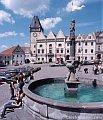 Tábor, foto: CzechTourism