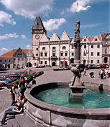 Tábor, photo: CzechTourism
