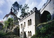 Le château Wallenstein
