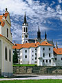 The Church Ascension of the Virgin Mary in Vy Brod, photo: www.czechtourism.com