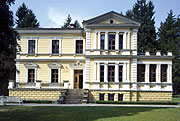 Vysoka u Pribrami - museum of Antonin Dvorak