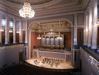 Rudolfinum - the Dvorak Hall