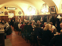At the Golden Tiger, photo: CzechTourism