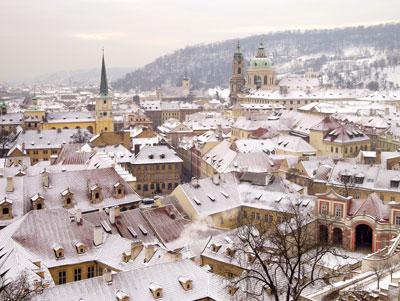 Prague, photo: CzechTourism