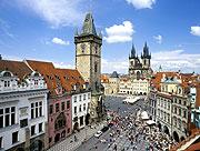 Staroměstské náměstí vPraze, foto: www.czechtourism.cz