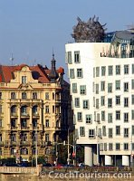 Tanzendes Haus (Foto: CzechTourism)