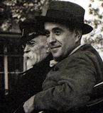 Tomas Garrigue and Jan Masaryk