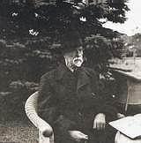 Tomáš Garrigue Masaryk, Lany, 1937
