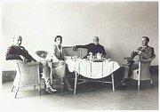 T. G. Masaryk srodinou