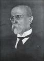 Tomáš Garrigue Masaryk, photo: Public Domain
