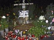 Памятник на Вацлавской площаде