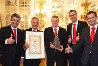 Mezi letos oceněnými firmami byl ijihlavský Bosch Diesel, foto: Archiv Bosch Diesel