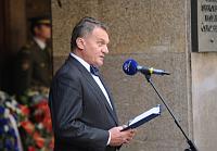 Pražský primátor Bohuslav Svoboda, foto: Filip Jandourek