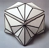 Pavel Janák's crystalline box