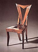 Pavel Janák's chair