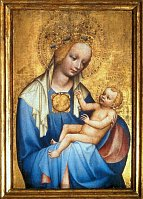 Madonna mit dem Kind (Foto: Archiv der Prager Nationalgalerie)