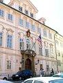 US embassy in Prague