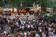 Czech-Slovak festival in Astoria beer garden