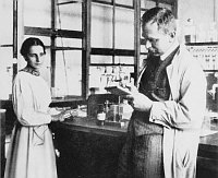 Lise Meitner a&nbsp;Otto Hahn
