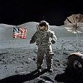 Eugene Cernan, photo: NASA