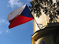 Bandera de la República Checa
