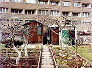 A garden house is not a true chata