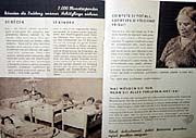 Magazine article on refugee children