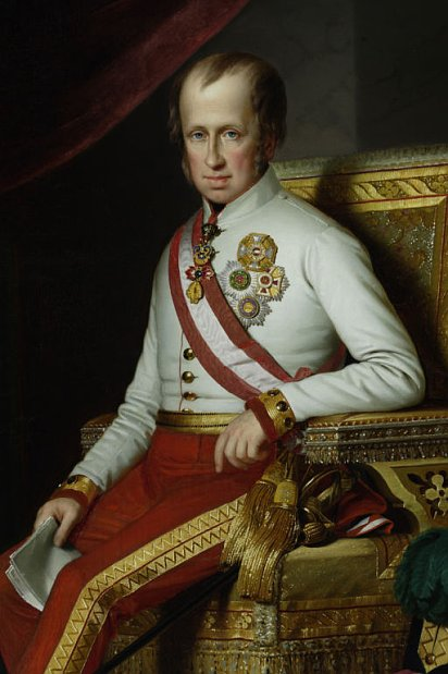 Bildergebnis für Kaiser Ferdinand der Gütige
