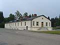 Das ehemalige Häftlingsbad