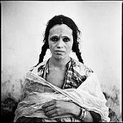 Marc Garanger, Le portrait de Cherid Barkaoun, Algérie, 1960