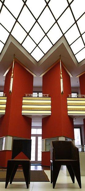 design mit geschichte tschechischer kubismus im leipziger grassimuseum radio prag. Black Bedroom Furniture Sets. Home Design Ideas