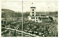 Terasy Barrandov, pohlednice ze 30. let 20. století