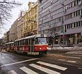 Vinohradská Street today