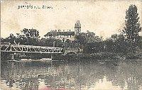 Schloss Brandýs nad Labem am 1914