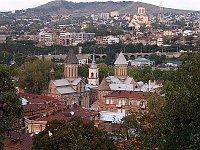 Tiflis, Georgien (Foto: Dmitry Gerasimov, public domain)