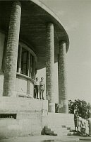 Habimah-Theater in Tel Aviv in den 1950er Jahren (Foto: Public Domain)