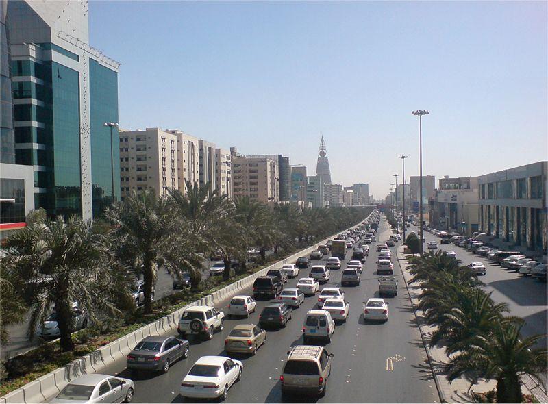 Riyadh, Saudi Arabia, photo: Public Domain